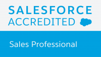 Salesforce Accredited Sales Professional RGB